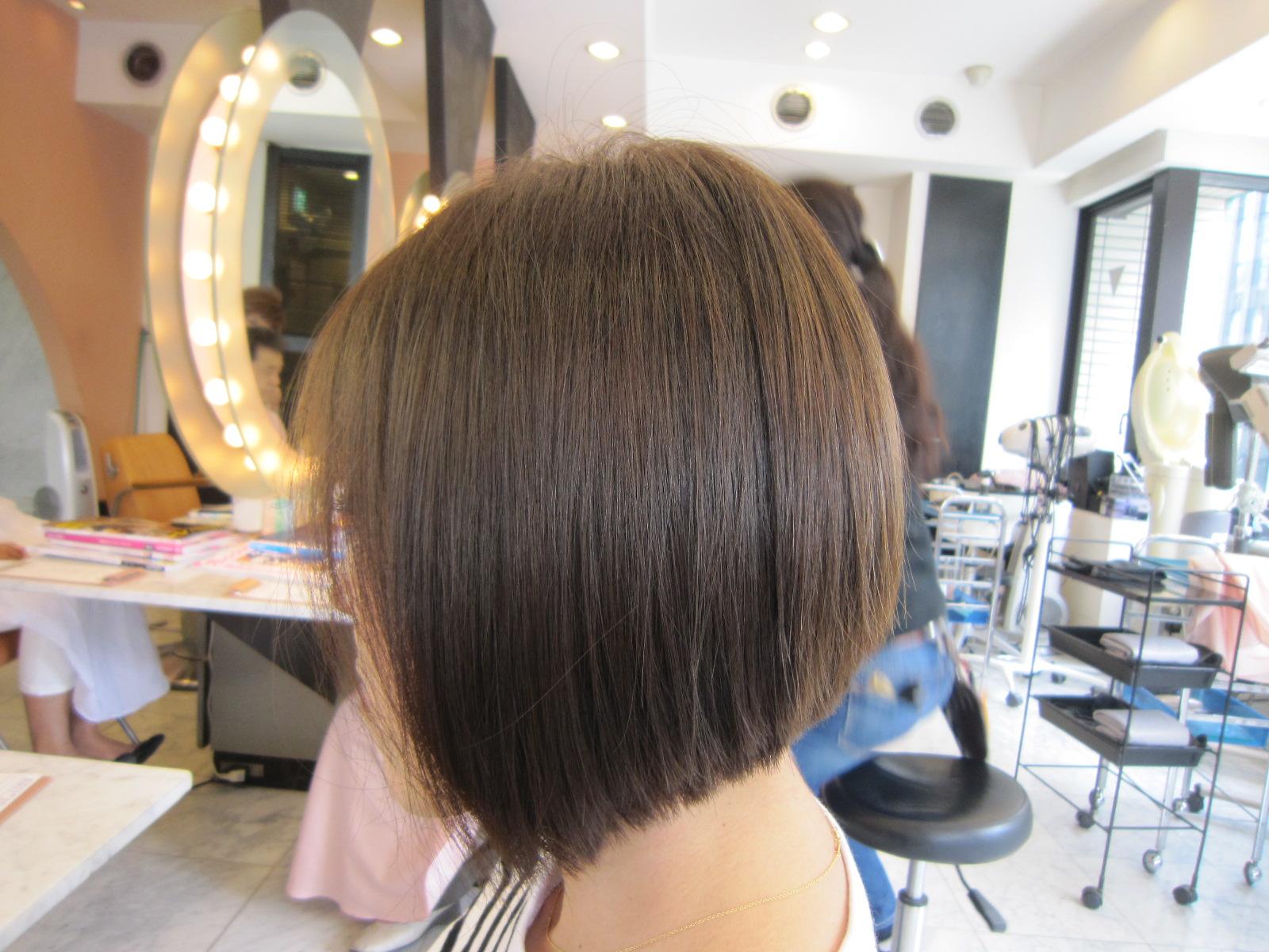 Hair stylists blog japanese hair salon art noise - Stylistics hair salon ...