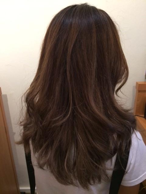 Hair Salon Art Noise Blog Luster And Gloss Of Hair
