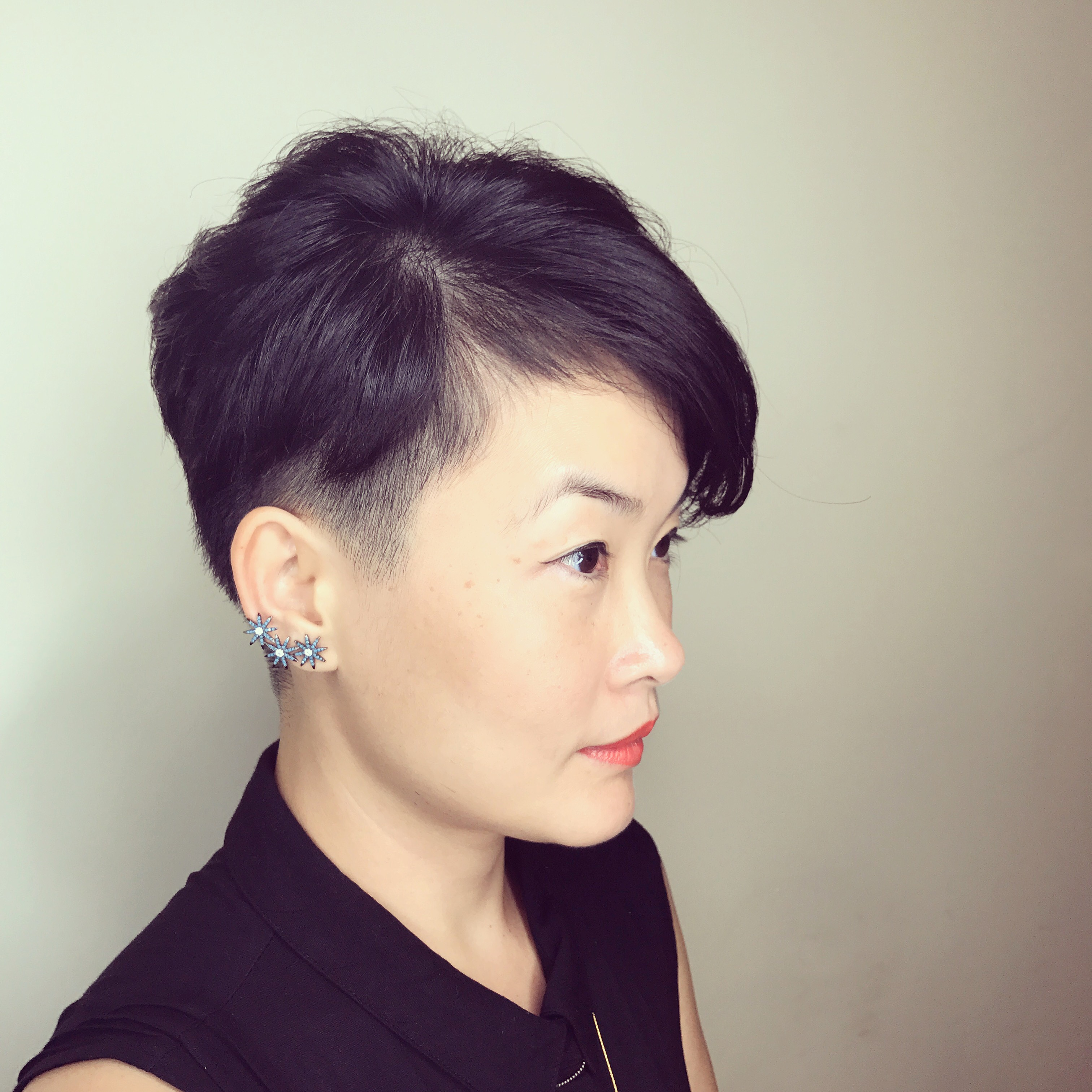 Two Block Style For Woman Best Hair Salon Singapore Art