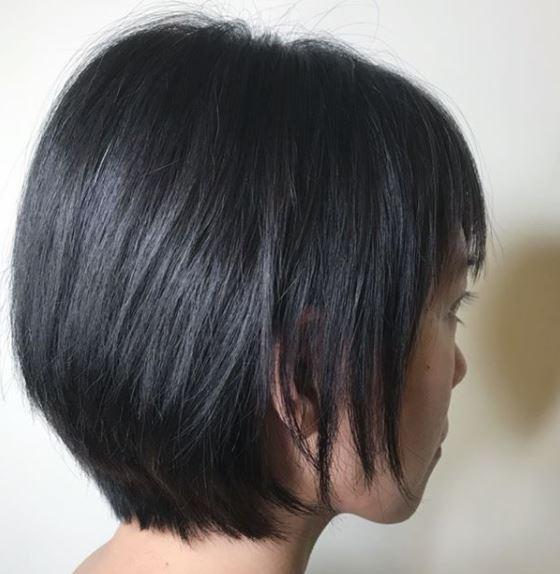 Short Bob Blog Japanese Hair Salon Art Noise