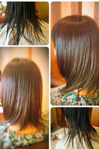 Style No 102 Medium Hair Style Gallery Art Noise Beauty Salon In Singapore Japanese Hair Salon