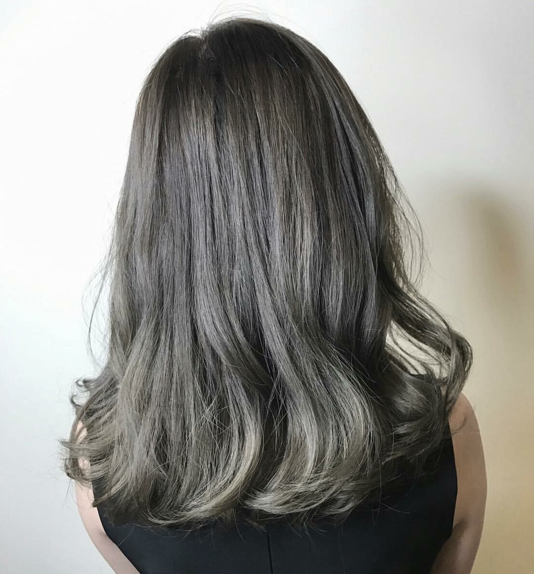 Hair Colour Japanese Hair Salon Art Noise Three Minutes