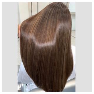 hair salon singapore アクアモイスチャーストレート