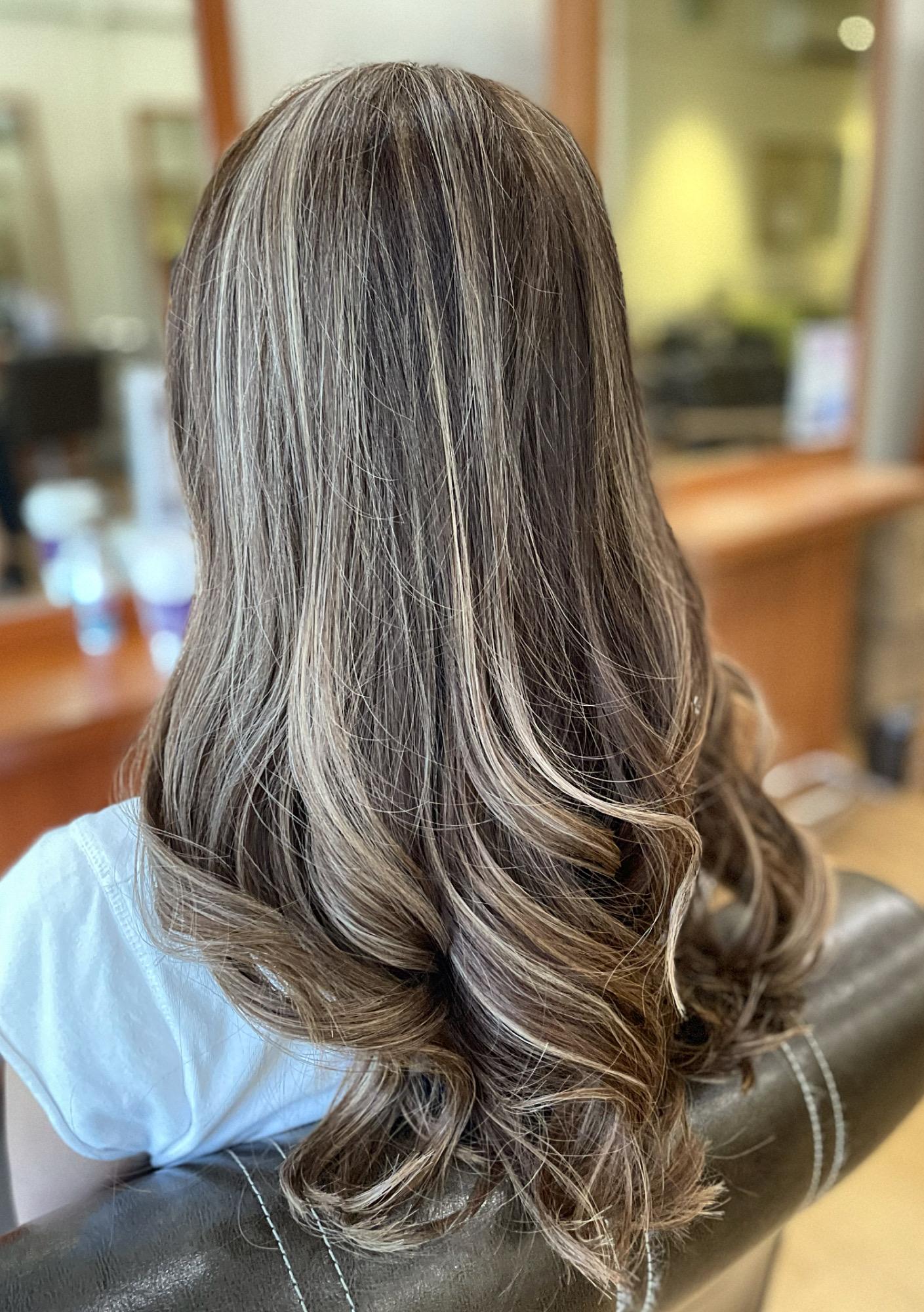 hair salon singapore Style No.209