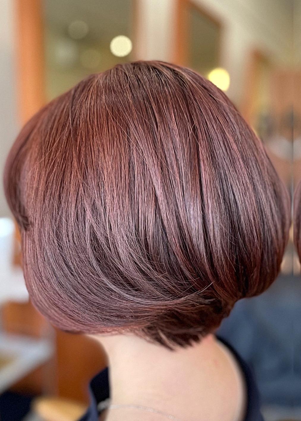 hair salon singapore Style No.208